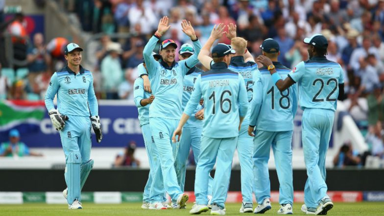 Ahead of ENG vs NZ ICC World Cup Final, Eoin Morgan & Team Plans Surprise for England Cricket Board Backroom Staff to Celebrate Victory Over Australia in Semi-Final Match