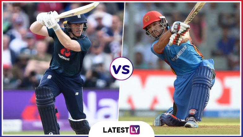 ENG vs AFG Highlights of ICC World Cup 2019 Warm-up Match: England Beat Afghanistan by 9 Wickets in Practice Game