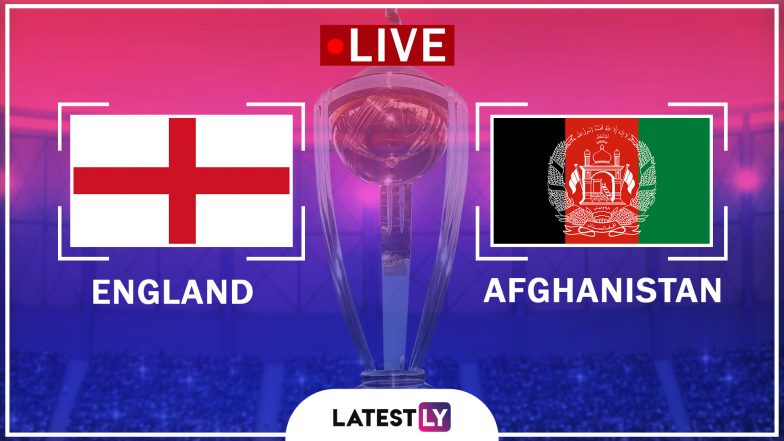 Live Cricket Streaming of England vs Afghanistan ICC World Cup 2019 Warm-Up Match: Check Live Cricket Score, Watch Free Telecast of ENG vs AFG Practice Game on Radio Television Afghanistan, Sky Sports & Hotstar Online