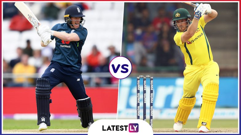 ENG vs AUS Highlights of ICC World Cup 2019 Warm-up Match: Australia Beat England by 12 Runs in Practice Game