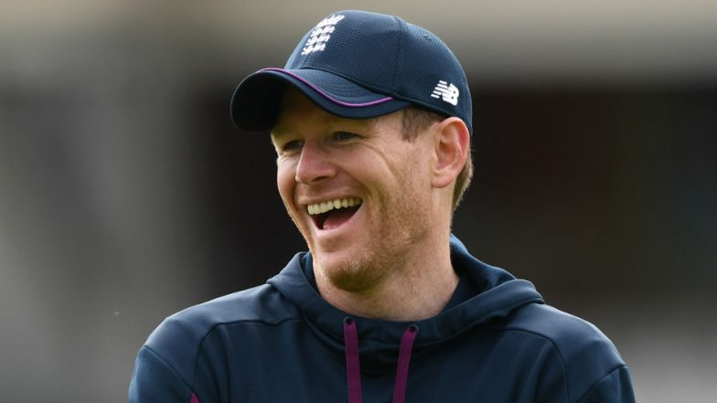 ENG vs WI, ICC CWC 2019: England Captain Eoin Morgan Calls West Indies a Strong Outfit, Terms Their Batting 'Explosive'