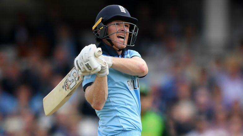 Eoin Morgan Completes 7000 ODI Runs in ENG vs SA ICC Cricket World Cup 2019 Match at The Oval