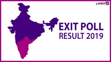 Exit Polls For Lok Sabha Elections 2019: See The Prediction for The Five States in the South