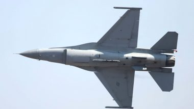 Pakistan Air Force F-16 Fighter Jet Crashes in Islamabad During Parade Rehearsal