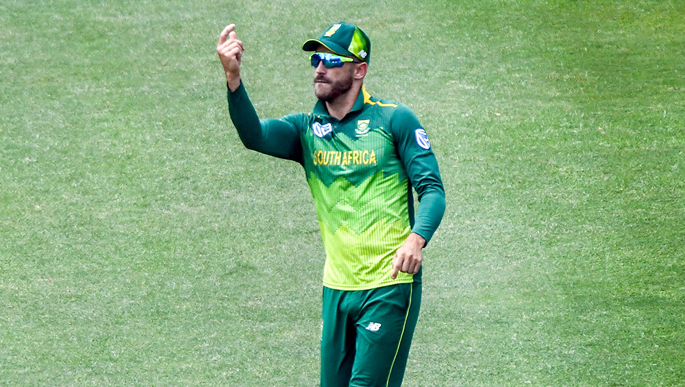 Faf du Plessis, Kagiso Rabada Return to South Africa Squad for Australia T20I Series