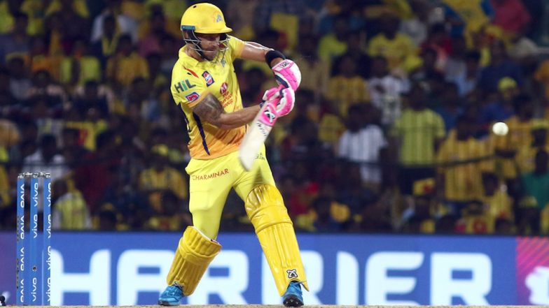 Faf du Plessis Speaks in Hindi Ahead of IPL 2019 Qualifier 1 Match Between MI vs CSK, Watch Hilarious Video