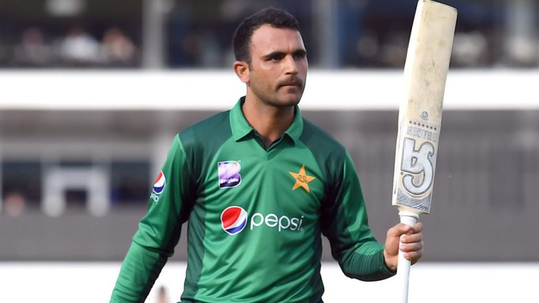Fakhar Zaman Trolled By Pakistani Fans During CWC 2019 Tie With West Indies In This Video: 'Fakhar Bhai, Pakode Lana' (Watch Video)