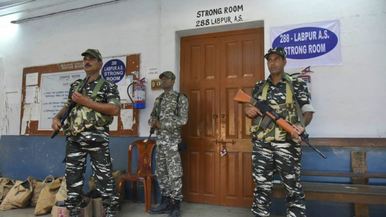 Security Beefed Up for West Bengal Polls, 710 Central Armed Police Forces Companies to Be Deployed on May 19