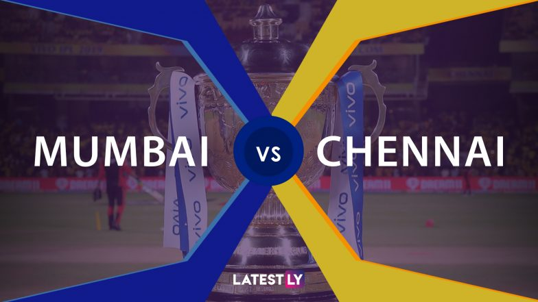 Ahead of CSK vs MI IPL 2019 Final Match, Here's a Look at Stats and Numbers of Chennai Super Kings and Mumbai Indians
