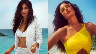 Katrina Kaif Is Slaying in These Sexy Inside Pictures from Elle Photoshoot