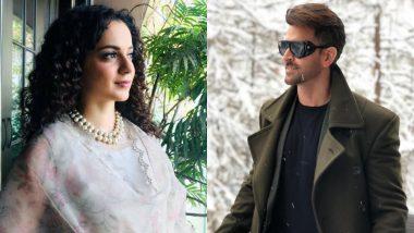 Kangana Ranaut's Sister Rangoli Attacks Hrithik Roshan on Twitter after Mental Hai Kya Producer Ekta Kapoor Assured There Will Be No Mud-Slinging