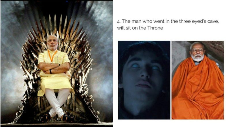 Brace Yourself, Game of Thrones Lok Sabha Election Results 2019 Memes are Coming!