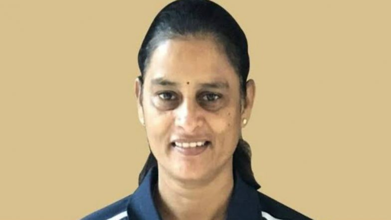 GS Lakshmi of India Becomes ICC's First Female Match Referee