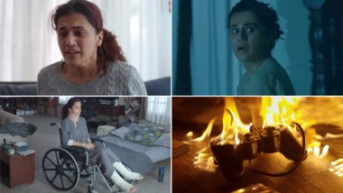 Game Over Box Office Collection Day 2: After a Dull Opening, Taapsee Pannu's Film Picks Up Pace at the Ticket Windows
