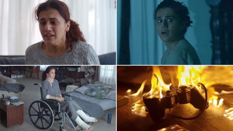Game Over Teaser: Taapsee Pannu Is Hounded by a Mysterious Stalker and We  Are Totally Spooked! Watch Video   🎥 LatestLY