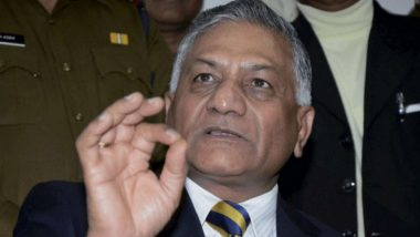Surgical Strikes in UPA Era? General VK Singh Rubbishes Claim, Says Congress Has 'Habit of Lying'
