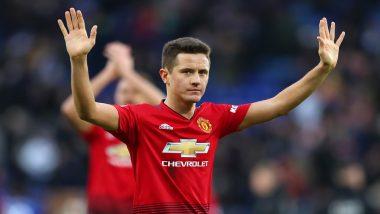 Manchester United Confirms Midfielder Ander Herrera's Exit This Summer