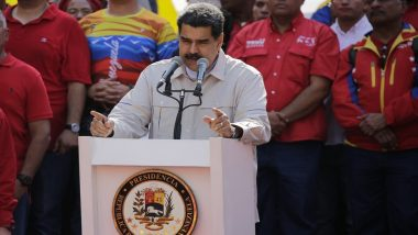 Venezuela Crisis: President Nicolas Maduro Tells Armed Forces to Be 'Ready' in Case of US Attack