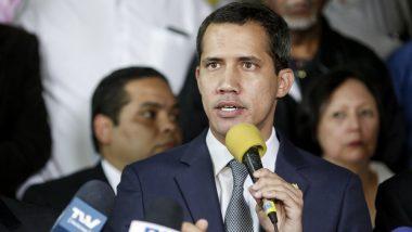 Venezuela Detains Top Juan Guaido Aide Edgar Zambrano, 10th Opposition Leader Arrested So Far