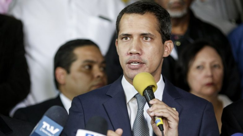 Venezuela Detains Top Juan Guaido Aide Edgar Zambrano, 10th Opposition Leader Arrested So Far
