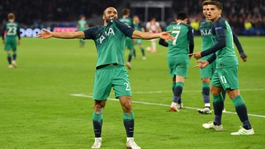 Lucas Moura's Hat-Trick Against Ajax Takes Tottenham Hotspur to Champions League 2019 Final