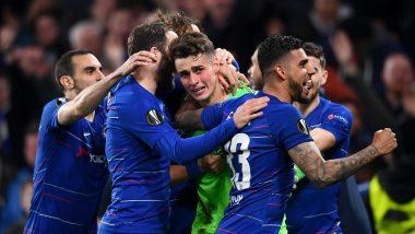 Chelsea Beat Eintracht Frankfurt to Enter Europa League Final, Will Face Arsenal on May 29
