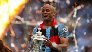Vincent Kompany Parts Ways With Manchester City After 11 Years, To Take Up Player-Manager Role of RSC Anderlecht
