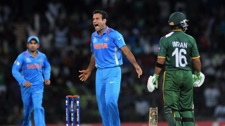 Irfan Pathan Only Indian to Enrol for 2019 Caribbean Premier League Players Draft