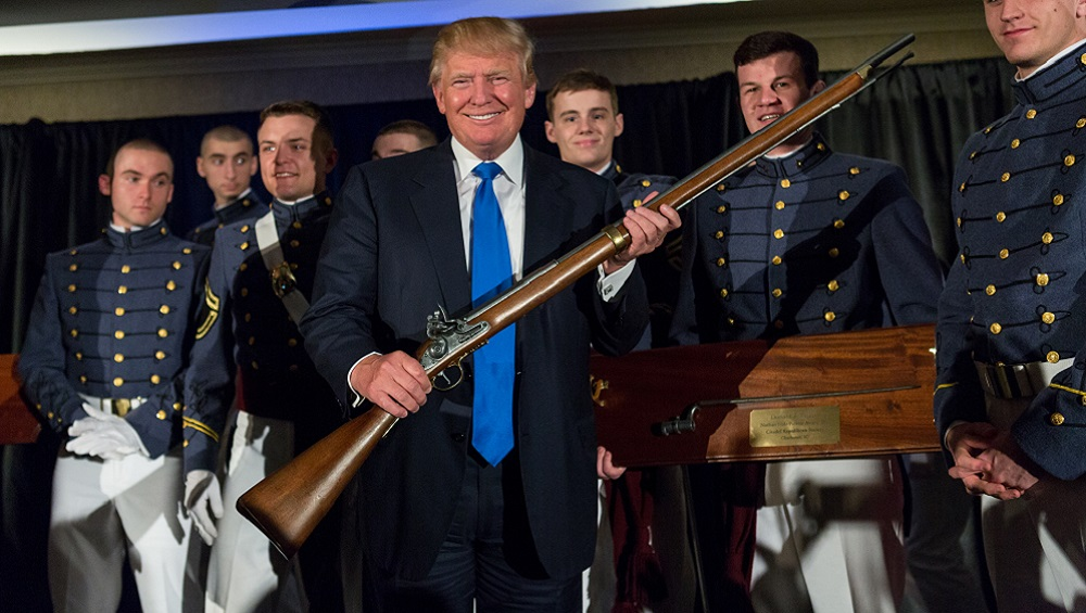 US President Donald Trump Says Texas Gun Laws Saved Lives in Church Attack