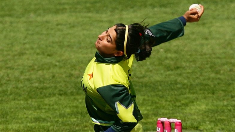 Pakistan celebrates as Sana Mir becomes world's most successful women's ODI spinner