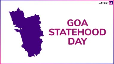 Goa Statehood Day 2019: History, Wishes and CM Dr Pramod Sawant's Address on This Significant Day