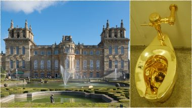Gold Toilet 'America' Open for General Public to Be Installed at British Palace
