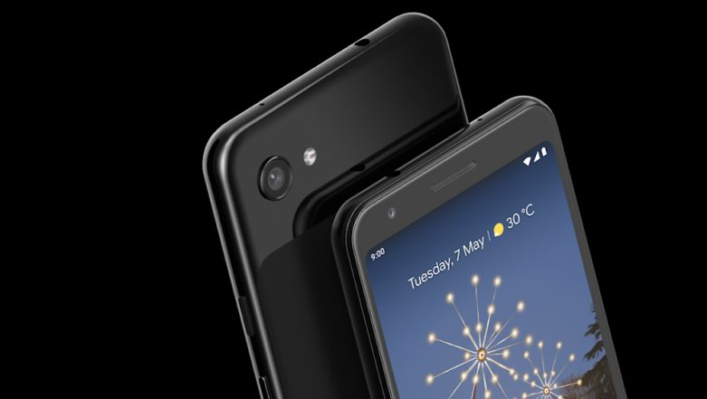 Google Pixel 3a, Pixel 3a XL Affordable Premium Smartphones Launched in India at Rs 39,999 & Rs 44,999; Online Sale Via Flipkart on May 15