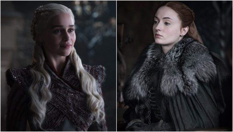 Game Of Thrones Season 8 Episode 6: Sophie Turner, Emilia Clarke and Other GOT Celebs Bid Emotional Goodbyes to the Show - See Posts!