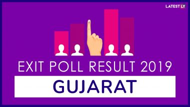 Exit Poll Results Of Lok Sabha Elections 2019 For All Constituencies of Gujarat