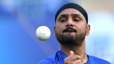 Harbhajan Singh Comes Up With a Solution for Saliva Ban, Says 'Two New Balls Can Be Used From Both Ends'