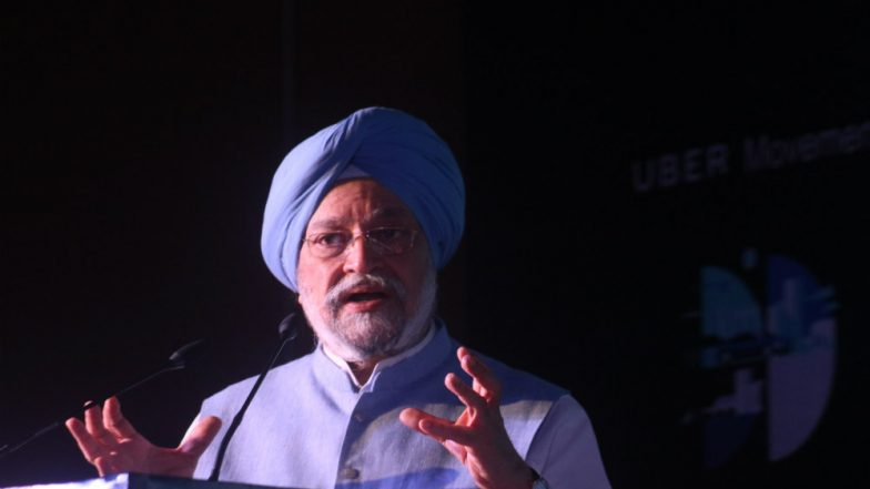 Arvind Kejriwal Announced Free Ride for Women in Buses and Metro Without Making a Proposal, Says Hardeep Singh Puri