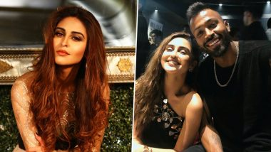 Krystle D'Souza Trolled for Selfie With Hardik Pandya, Gives Savage Reply: 'Ignorance Is Bliss'
