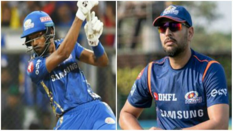 Yuvraj Singh Expecting Special Performances From Hardik Pandya in ICC Cricket World Cup 2019