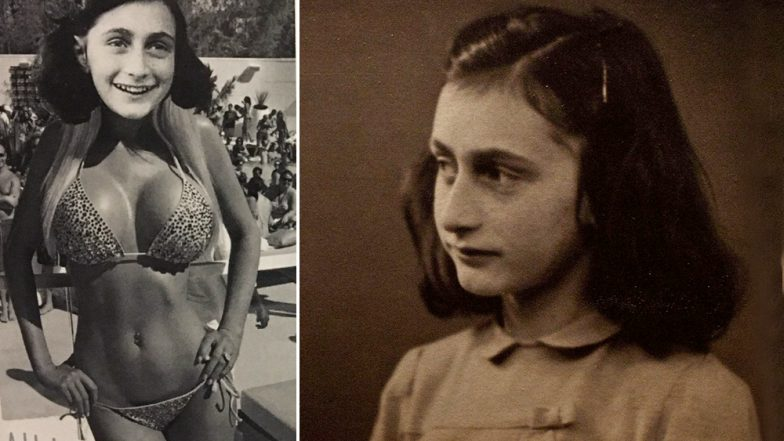 Anne Frank's Face Photoshopped on a Bikini Model's Body, Harvard Lampoon Magazine Made to Apologise for Disrespect