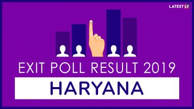 Haryana Exit Poll Results For Lok Sabha Elections 2019 In All Constituencies: BJP To Win All 10 Seats, Says News24-Today's Chanakya