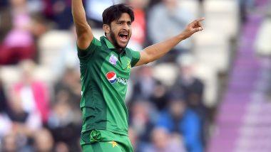 Hasan Ali to Miss Pakistan vs Sri Lanka ODI Series 2019 Due to Back Spasm