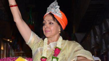 Hema Malini, BJP Candidate, Wins Lok Sabha Election 2019 From Mathura Constituency