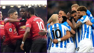 Huddersfield vs Manchester United, EPL 2018–19 Live Streaming Online: How to Get Premier League Match Live Telecast on TV & Free Football Score Updates in Indian Time?