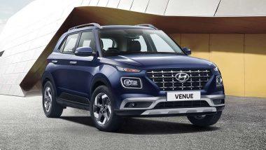 Hyundai Venue 2019 Sub-Compact SUV Clocks Over 50,000 Bookings Since Launch