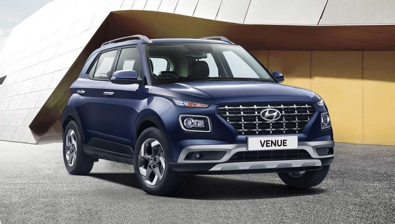 Hyundai Venue 2019 Sub-Compact SUV Clocks Over 50,000 Bookings Since Launch