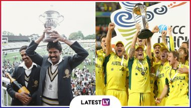 What is Cricket World Cup and How The Most Prestigious Cricketing Event Evolved From Prudential to ICC WC?