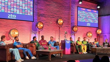 ICC Cricket World Cup 2019: Captains of All 10 Teams Meet at Official Interaction