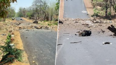 Gadchiroli: 15 Commandos, Driver Killed in IED Blast by Naxals