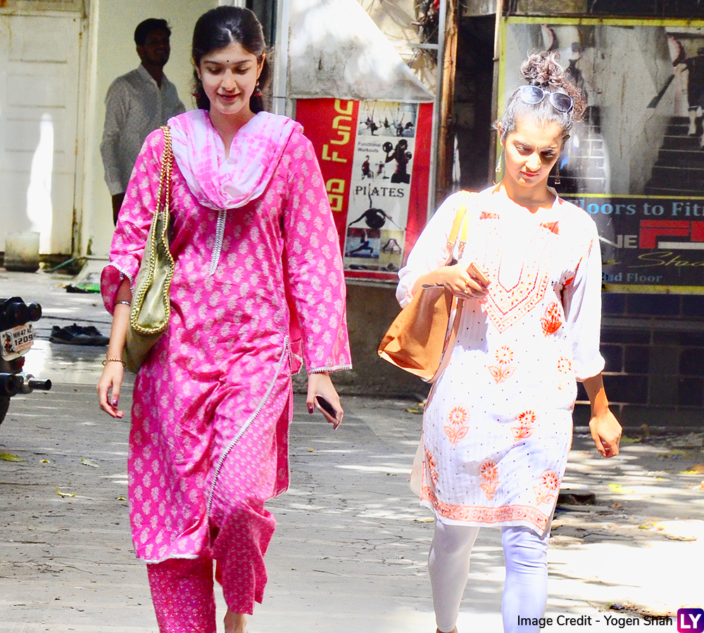 Shanaya Kapoor Goes The Janhvi Kapoor Way! Actress-To-Be ...Shanaya Kapoor Instagram